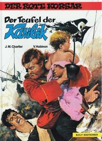 Cover Thumbnail for Der Rote Korsar (Kult Editionen, 1996 series) #[1] - Der Teufel der Karibik