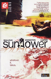 Cover Thumbnail for Sunflower (451 Media Group, 2015 series) #1