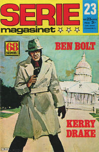 Cover Thumbnail for Seriemagasinet (Semic, 1970 series) #23/1976