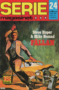 Cover Thumbnail for Seriemagasinet (Semic, 1970 series) #24/1976