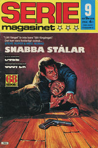Cover Thumbnail for Seriemagasinet (Semic, 1970 series) #9/1978