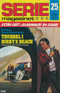 Cover Thumbnail for Seriemagasinet (Semic, 1970 series) #25/1978