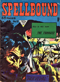 Cover Thumbnail for Spellbound (L. Miller & Son, 1960 ? series) #12