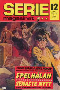 Cover Thumbnail for Seriemagasinet (Semic, 1970 series) #12/1986