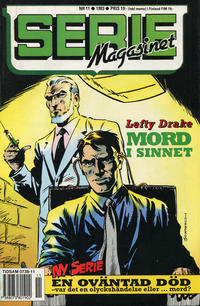 Cover Thumbnail for Seriemagasinet (Semic, 1970 series) #11/1993