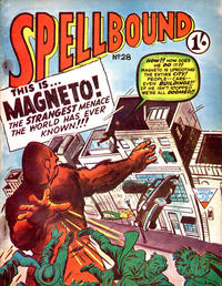 Cover Thumbnail for Spellbound (L. Miller & Son, 1960 ? series) #28