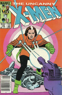 Cover Thumbnail for The Uncanny X-Men (Marvel, 1981 series) #182 [Newsstand]