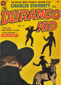 Cover Thumbnail for Charles Starrett (Superior, 1951 ? series) #14