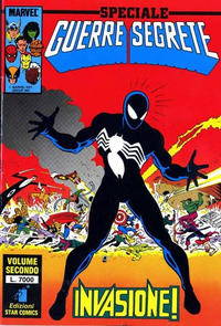 Cover Thumbnail for Speciale Guerre Segrete (Edizioni Star Comics, 1990 series) #2