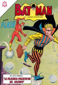 Cover Thumbnail for Batman (Editorial Novaro, 1954 series) #275