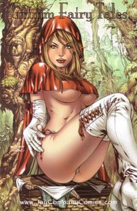 Cover Thumbnail for Grimm Fairy Tales (Zenescope Entertainment, 2005 series) #1 (2nd Print) [Basaldua Cover]