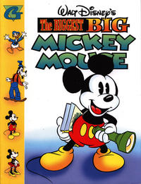 Cover Thumbnail for Walt Disney's Biggest Big Mickey Mouse (Gladstone, 1998 ? series) #[nn]