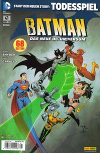 Cover Thumbnail for Batman (Panini Deutschland, 2012 series) #41 (106)