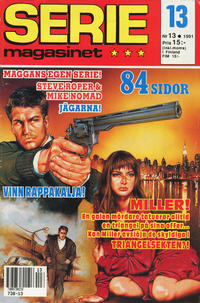 Cover Thumbnail for Seriemagasinet (Semic, 1970 series) #13/1991