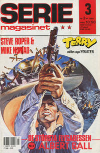 Cover Thumbnail for Seriemagasinet (Semic, 1970 series) #3/1989