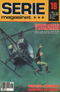 Cover Thumbnail for Seriemagasinet (Semic, 1970 series) #18/1990