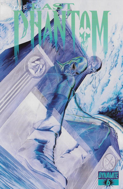 Cover for The Last Phantom (Dynamite Entertainment, 2010 series) #6