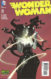 Cover for Wonder Woman (DC, 2011 series) #45 [Monsters of the Month Variant]