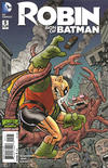 Cover for Robin: Son of Batman (DC, 2015 series) #5 [Monsters of the Month Cover]