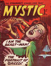 Cover for Mystic (L. Miller & Son, 1960 series) #21