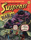 Cover for Amazing Stories of Suspense (Alan Class, 1963 series) #7