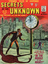 Cover for Secrets of the Unknown (Alan Class, 1962 series) #4