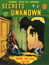 Cover for Secrets of the Unknown (Alan Class, 1962 series) #8