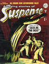 Cover for Amazing Stories of Suspense (Alan Class, 1963 series) #22