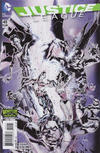 Cover Thumbnail for Justice League (2011 series) #45 [Monsters of the Month Cover Variant]