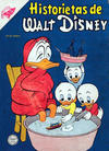 Cover for Historietas de Walt Disney (Editorial Novaro, 1949 series) #62