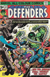 Cover for The Defenders (Marvel, 1972 series) #23 [British]