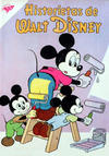 Cover for Historietas de Walt Disney (Editorial Novaro, 1949 series) #197
