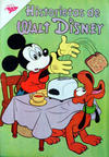 Cover for Historietas de Walt Disney (Editorial Novaro, 1949 series) #201
