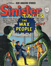 Cover for Sinister Tales (Alan Class, 1964 series) #19