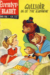 Cover for Junior Eventyrbladet [Eventyrbladet] (Illustrerte Klassikere / Williams Forlag, 1957 series) #15 - Gullhår og de tre bjørnene [2. opplag]