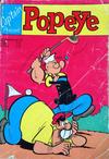 Cover for Cap'tain Présente Popeye (Société Française de Presse Illustrée (SFPI), 1964 series) #119