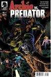 Cover Thumbnail for Archie vs. Predator (2015 series) #3 [Kelley Jones variant cover]