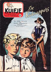 Cover for Kuifje (Le Lombard, 1946 series) #44/1954