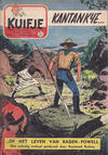 Cover for Kuifje (Le Lombard, 1946 series) #33/1954