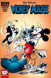 Cover for Mickey Mouse (IDW, 2015 series) #6 / 315 [subscription variant]