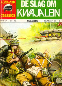 Cover Thumbnail for Commando Classics (Classics/Williams, 1973 series) #31