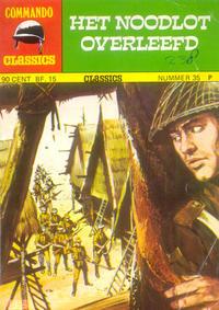Cover Thumbnail for Commando Classics (Classics/Williams, 1973 series) #35