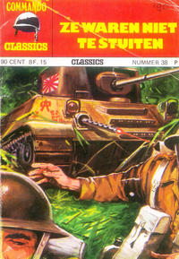 Cover Thumbnail for Commando Classics (Classics/Williams, 1973 series) #38