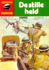 Cover Thumbnail for Commando Classics (Classics/Williams, 1973 series) #42