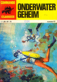 Cover Thumbnail for Commando Classics (Classics/Williams, 1973 series) #47