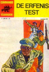 Cover Thumbnail for Commando Classics (Classics/Williams, 1973 series) #50