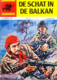 Cover Thumbnail for Commando Classics (Classics/Williams, 1973 series) #55