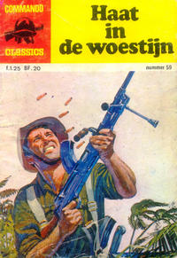 Cover Thumbnail for Commando Classics (Classics/Williams, 1973 series) #59