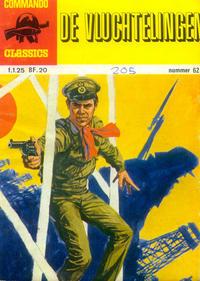 Cover Thumbnail for Commando Classics (Classics/Williams, 1973 series) #62