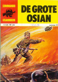 Cover Thumbnail for Commando Classics (Classics/Williams, 1973 series) #63